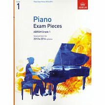 Selected Piano Exam Pieces 2013 Grade 1