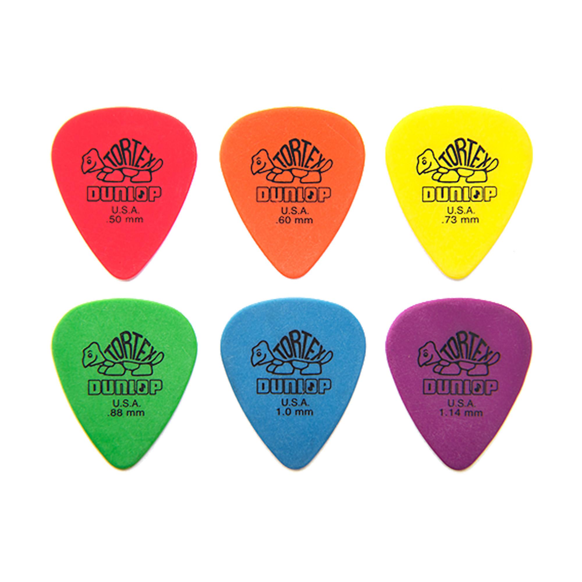 Home gt guitars gt guitar accessories gt dunlop tortex picks
