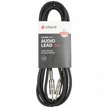 Chord Classic Audio Leads 3.5mm TRS Jack Plug – 3.5mm TRS Jack Plug (3m)