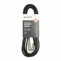 Chord Classic Series Audio Lead 3.5mm TRS Jack to 3.5mm TRS Jack