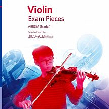 Violin Exam Pieces 2020-2023, Violin Part Only,ABRSM