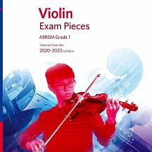 ABRSM Violin Exam Pieces 2020–2023, Score, Part & CD