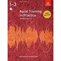 ABRSM Aural Training in Practice Grades 1–3 with 2 CDs