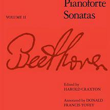 Beethoven complete pianoforte sonatas vol 2