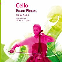 ABRSM Cello Exam Pieces 2020-2023 Score and Part