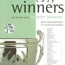 Easy Winners Piano Accompaniment For Trumpet and Trombone
