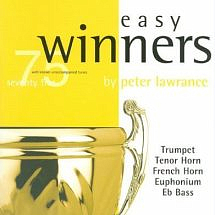 Easy Winners for Treble Brass by Peter Lawrance