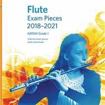 Flute Exam Pieces 2018–2021, ABRSM