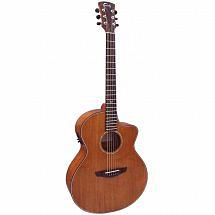 Faith FNCEMG Electro Acoustic Guitar, Neptune Cutaway