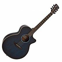 Faith Venus Blue Moon Electro Acoustic
