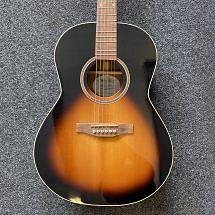 Simon & Patrick Woodland Pro Folk Acoustic Guitar, Sunburst (Pre-Owned)