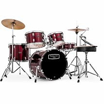 Mapex Tornado III Fusion 20″ Kit in Burgundy Red