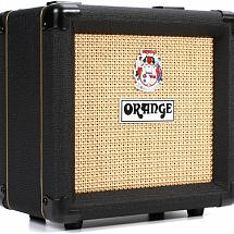 Orange PPC108 Micro Dark Cab (Black)
