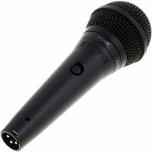 PGA58 Cardioid Dynamic Vocal Microphone (XLR-QTR cable included)