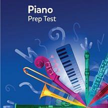 Piano Prep Test 2017+ ABRSM