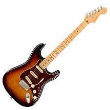 Fender American Professional II Stratocaster MN, 3-Tone Sunburst