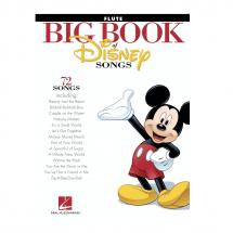 Big Book of Disney Songs (Flute)