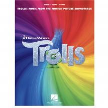 Trolls: Piano/Vocal/Guitar