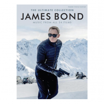 The Ultimate Collection: James Bond (Piano/Vocal/Guitar)