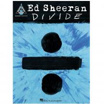 Ed Sheeran: DIVIDE (Guitar Tab Edition)