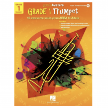 Gradebusters: Grade 1 Trumpet