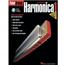 FastTrack Harmonica 1 Method Book