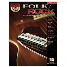 Folk/Rock Harmonica Play-Along