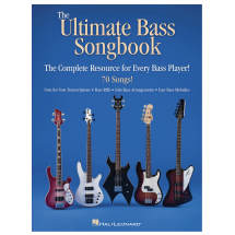 The Ultimate Bass Songbook. Bass Guitar