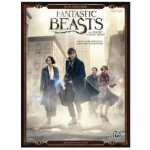 Fantastic Beasts Easy Piano Selections