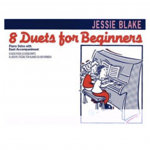 8 Duets For Beginners (Jessie Blake)