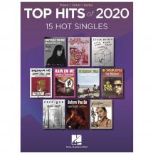 Top Hits of 2020 – 15 Hot Singles (Piano/Vocal/Guitar)