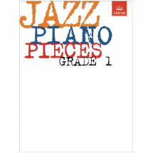 ABRSM Jazz Piano Pieces (Grades 1-5)