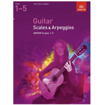 ABRSM Guitar Scales & Arpeggios