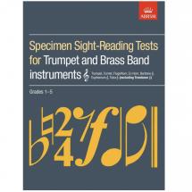 ABRSM Specimen Sight-Reading Tests for Trumpet & Brass Band Instruments