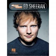 Ed Sheeran: EZ Play Today Piano