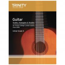 Trinity College London: Guitar Scales Arpeggios & Studies
