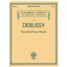 Claude Debussy: Favourite Piano Works
