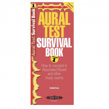 Aural Test Survival Book,Edition Peters