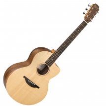 Sheeran by Lowden S-04 Electro Acoustic Guitar – Sitka Spruce Top Figured Walnut Back/Sides (2021)