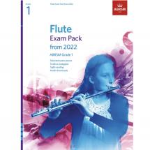 ABRSM Flute Exam Pack 2022 (Grades 1-5)
