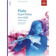 ABRSM Flute Exam Pieces 2022 (Grades 1-7)