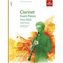 ABRSM Clarinet Exam Pieces 2022 (Grades 1-7)