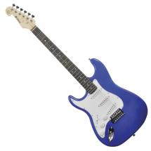 Chord CAL63 Electric Guitar LH, Metallic Blue