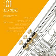 Trinity College London Trumpet Exam Pieces (2019-2022)