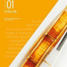 Trinity College London Violin Exam Pieces 2020-2023