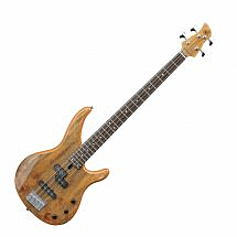 Yamaha TRBX174EW Electric Bass in Exotic Wood Translucent Natural Finish