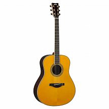 Yamaha LL-TA TransAcoustic Guitar, Vintage Tint