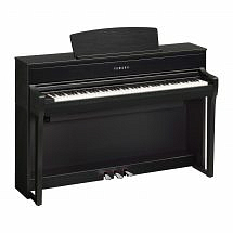 Yamaha CLP 775 Digital Piano, Satin Black