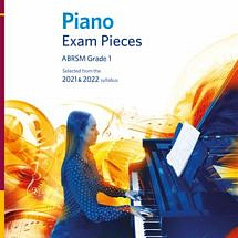ABRSM: Piano Exam Pieces 2021 & 2022-Book & CD