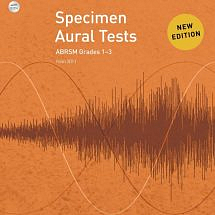 ABRSM Specimen Aural Tests with CD